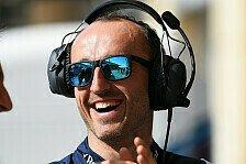 Formel 1 Spanien 2018: Williams setzt auf Faktor Robert Kubica
