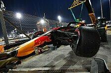 Formel 1 Bahrain: Verstappens Verhängnis diesmal zu viel Power