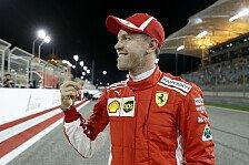 Formel 1 2018: Das war der Samstag in Bahrain im Ticker