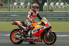 MotoGP: Marc Marquez dominiert FP1 in Argentinien
