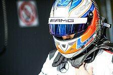 24 h Nürburgring: Sechster Start von Dominik Baumann