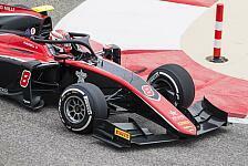 Formel 2 Barcelona 2018: Russell siegt - Günther mit Ausfall