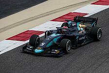 Formel 2 Baku: Albon mit erstem Sieg - Günther im Pech