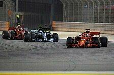 Formel 1, Bahrain: Vettel gewinnt Hammer-Showdown gegen Bottas