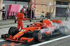 Formel 1, Boxenunfall - FIA verdonnert Ferrari: Saftige Strafe
