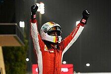 Formel 1, Vettel in Bahrain die Nr. 1: Fahrer-Bewertung kompakt