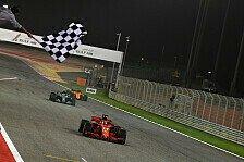 Formel 1: Bottas sichert sich DHL Fastest Lap in Bahrain