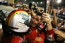 Formel 1 2018: Bahrain GP - Sonntag
