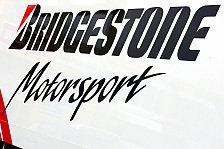 Formel 1 - Bridgestone begrüßt Ablehnung eines Einheitsreifenherstellers