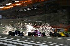 Formel 1 Highlights: Die 25 besten Fotos aus Sakhir 2018