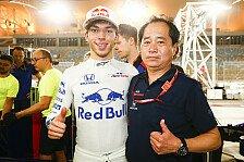 Interview Honda-Formel-1-Motorenchef: 2. Team würde uns helfen