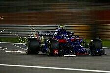 Formel 1: Toro Rosso schaut nicht auf McLaren: Sind uns wurscht