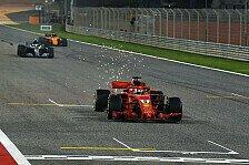 Formel 1 TV Quoten Bahrain 2018: RTL-Minus trotz Vettel-Sieg