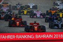 Formel 1 - Video: Formel 1 Bahrain, Fahrer-Ranking: Die absoluten Härtefälle
