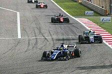 Formel 2 Spanien 2018: News-Ticker zum Rennen in Barcelona