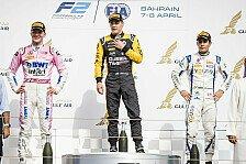 Formel 2 2018: Bahrain GP - Rennen 1 & 2