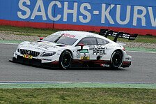 DTM Hockenheim, Training: Mercedes-Trio vorn, BMW abgeschlagen