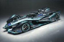 Formel E: Jaguar zeigt erstmals neues Generation-2-Rennauto