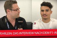 Pascal Wehrlein: Geheim-Test für DTM-Comeback mit Mercedes