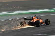 Formel 1 Baku: McLaren mit neuen Topspeed-Technik-Teilen