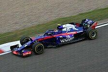 Formel 1 - Realitätscheck? Toro Rosso: Kein echter Rückschritt