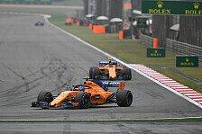 Formel 1, McLaren mit nächster Pleite: Ziele zu hoch gesteckt