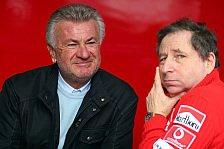 Formel 1 - Jean Todt konnte das Rennen nicht genießen