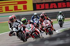 WSBK Aragon 2018: News-Ticker zur Superbike-WM im Motorland