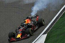 F1, Red Bull traut Renault-Motor nicht: Russland-Strafe droht