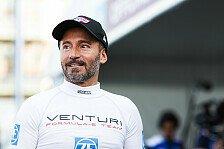 Motorrad-Ikone Max Biaggi wird Formel-E-Botschafter bei Venturi