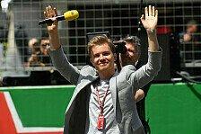 Formel 1 bei RTL: Nico Rosberg bleibt TV-Experte bis 2020