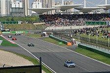 Formel 1 China: Vettel wegen Safety Car sauer auf Rennleitung