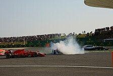 Formel 1: Vettel-Crash - Verstappen gesteht Schuld: War scheiße