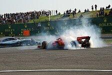 Formel 1, Presse straft Vettel ab: Tollpatsch, Amateurfehler!