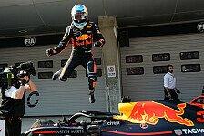 F1-Ticker-Nachlese China: Alle Stimmen zum Ricciardo-Sieg