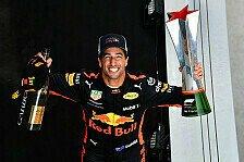 Ricciardo 2019 bei Ferrari oder Mercedes? 'Kommt und holt mich'