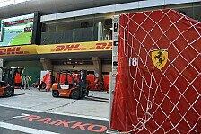 Formel 1: DHL sorgt für Logistik beim ersten Triple Header
