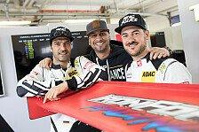 Fahrerlagerradar vom ADAC GT Masters in Oschersleben