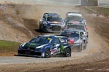 Rallycross-WM 2019, Vorschau: Starterliste bis Rennkalender