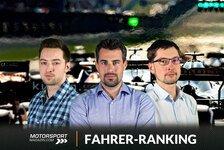Formel 1 China, Fahrer-Ranking : User retten Max Verstappen