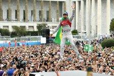 Formel E - Di Grassi behält Rom-Podest: Das steckt dahinter