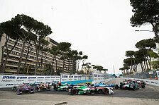 Formel E live: Rom ePrix im TV und Livestream
