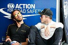 Formel E: Dicke Unterhosen-Strafe für Vergne und Lotterer