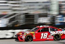 NASCAR Bristol: Kyle Busch siegt zum siebten Mal im Kolosseum