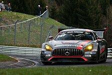 24h Nürburgring: Dominik Baumann im Quali-Rennen auf dem Podest