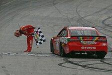 NASCAR: Fotos Rennen 8 - Bristol Motor Speedway