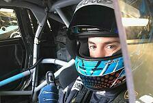 Fabian Vettel 2018 in der Lamborghini Super Trofeo Europa