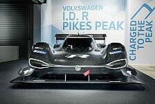 VW I.D. R - Elektro-Prototyp für Pikes-Peak-Rekord