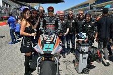 Moto2: Marcel Schrötter startet trotz Verletzung in Jerez