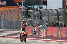 MotoGP - Marc Marquez: Argentinien-GP Grund für Austin-Dominanz